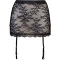 Sapph Drew Spitze Röcke Black lace L