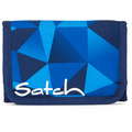 satch pack Geldbörse 13,5 cm blue crush blau