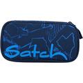 satch pack Schlampermäppchen 22 cm blau gemustert