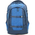 satch Pack Schulrucksack 45 cm Laptopfach blue moon
