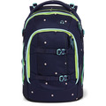 satch pack Schulrucksack 48 cm blue yellow peach
