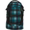 satch Schulrucksack Pack Blue Bytes 9H4 blue bytes