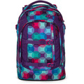 satch pack Schulrucksack 48 cm hurly pearly bunte punkte