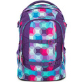 satch Schulrucksack Pack Hurly Pearly 9C0 bunte punkte
