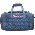 satch Sporttasche 50 cm kleine dreiecke blau rosa gelb