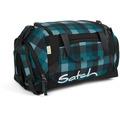 satch Pack Sporttasche 50 cm blue bytes karo blau grau