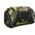satch Pack Sporttasche 50 cm jungle lazer grün graue streifen