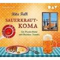 Sauerkrautkoma Hörbuch