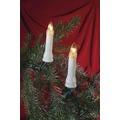 Schaft Lichterkette für Außen mit 16 Kerzen