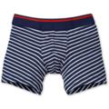 Schiesser Hip-Retro Mini Stripes dunkelblau