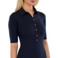 Schiesser Shirt 1/2 Arm nachtblau 34