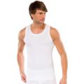 Schiesser Shirt ärmellos weiß 4