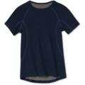 Schiesser Shirt kurzarm dunkelblau 104