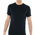 Schiesser Shirt kurzarm schwarz 4