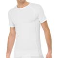 Schiesser Shirt kurzarm weiß 4