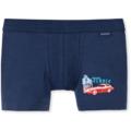 Schiesser Shorts dunkelblau 104