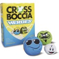 "Crossboccia DOUBLE-PACK HEROES, Design ""Mexican+Dude"""