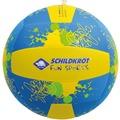 Schildkröt Funsport Neopren Beach Ball XL, 35cm, Design: Volleyball blau/gelb