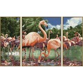 Schipper Malen nach Zahlen - Flamingos