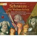 Schnauze - Die Weihnachtsbox Gekürzte Lesung Hörbuch