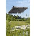 Schneider Schirme Sonnenschirm Locarno 180x120 anthrazit