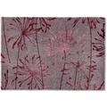 Schöner Wohnen Fußmatte Manhattan D.001 C.042 Pusteblume grau-rose 50x70 cm