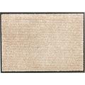 Schöner Wohnen Fußmatte Miami Design 002, Farbe 006 Punkte beige 67 x 150  cm