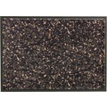 Schöner Wohnen Fußmatte Miami Design 004, Farbe 046 Mezzopoint anthrazit-apricot 67 x 100  cm