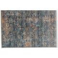 Schöner Wohnen Teppich Mystik D. 194 C. 020 blau 133x185 cm