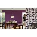 Schöner Wohnen Unitapete, Vliestapete, violett 10,05 m x 0,53 m
