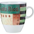 Seltmann Weiden Becher 5025 VIP Costa Rica 23300 grün, schwarz, creme