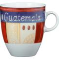 Seltmann Weiden Becher 5025 VIP Guatemala 23303 blau, rot/rosa, creme