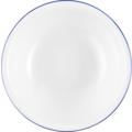 Seltmann Weiden Dessertschale 13 cm Compact Blaurand 10795