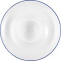 Seltmann Weiden Eierbecher mit Ablage Compact Blaurand 10795
