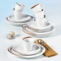 Seltmann Weiden Kaffeeservice 18-tlg. A Top Life Aruba 23434 braun