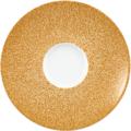 Seltmann Weiden Life Kombi-Untertasse 13,5 cm Amber Gold