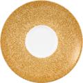 Seltmann Weiden Life Kombi-Untertasse 16,5 cm Amber Gold
