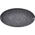 Seltmann Weiden Life Servierplatte oval 33x18 cm Phantom Black