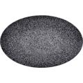 Seltmann Weiden Life Servierplatte oval 40x26 cm Phantom Black