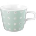 Seltmann Weiden Obere zur Cappuccino-/Teetasse 0,26 l No Limits Favorite 24776 grün, schwarz