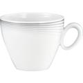 Seltmann Weiden Obere zur Kaffeetasse 0,23 l Trio Nero 23328 grau