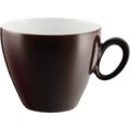 Seltmann Weiden Obere zur Kaffeetasse 0,23 l Trio Zartbitter 23602 braun