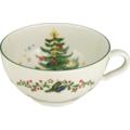 Seltmann Weiden Obere zur Teetasse 0,21 l Marie Luise Weihnachten 43607 bunt, grün