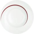 Seltmann Weiden Pastateller 27 cm Paso Bossa Nova 23627 rot/rosa, schwarz