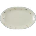 Seltmann Weiden Platte oval 28 cm Marie Luise Streublume 30308 bunt