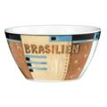 Seltmann Weiden Schale 5121 13 cm VIP Brasilien 23298 creme, blau, braun, schwarz