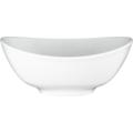 Seltmann Weiden Suppenbowl oval 5238 16 cm Meran weiß uni 6