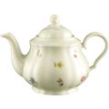 Seltmann Weiden Teekanne 6 Personen Marieluise elfenbein 44714