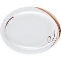 Seltmann Weiden Teller oval 19 cm Top Life Aruba 23434 braun