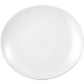 Seltmann Weiden Teller oval 5192 29 cm Modern Life weiß uni 00006
